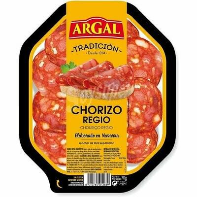 Chorizo  regio  ARGAL    70 gr.