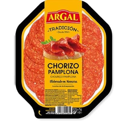 Chorizo pamplona ARGAL 70 gr.