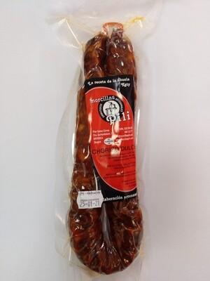 Chorizo dulce