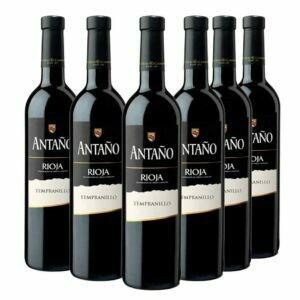 Tempranillo  ANTAÑO Rioja Tinto