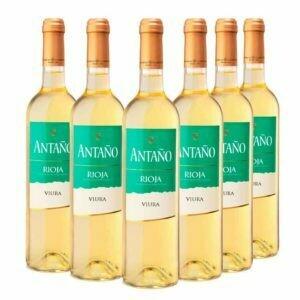 Blanco Viura ANTAÑO Rioja Blanco