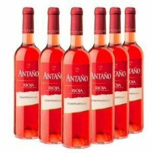 Tempranillo ANTAÑO Rioja Rosado