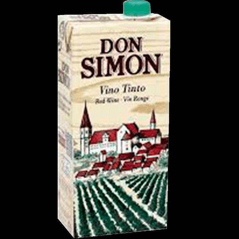 Vino DON SIMON Tinto Brick 1L