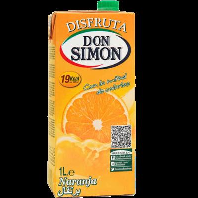 Zumo DON SIMON Naranja 1L