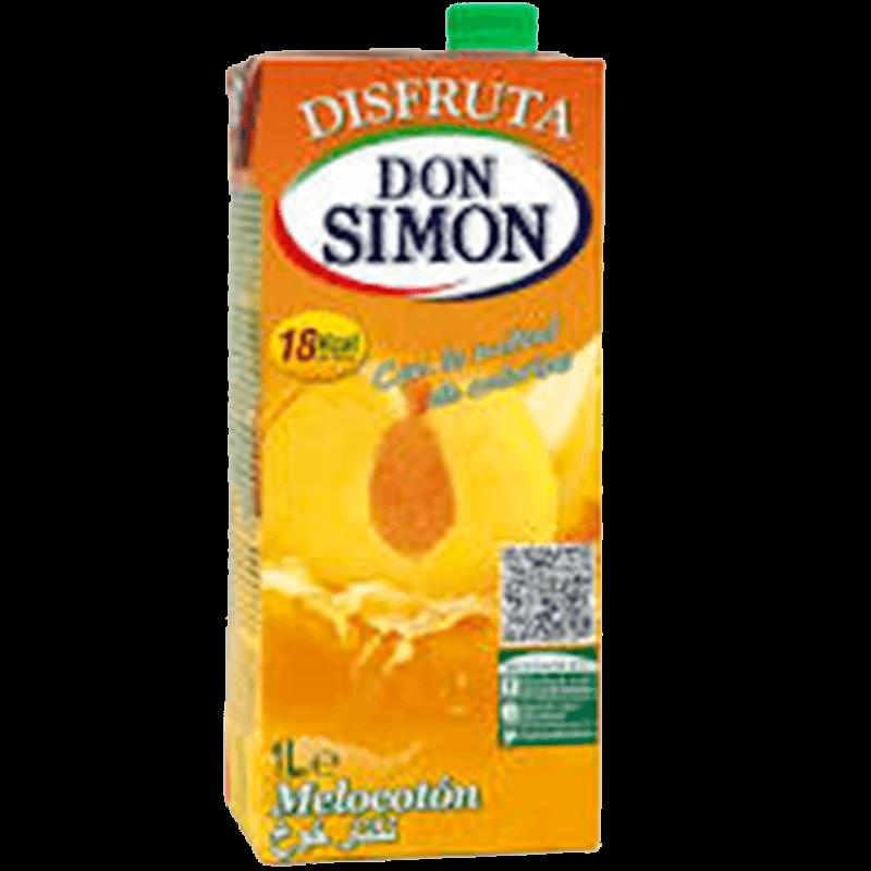 Zumo DON SIMON Melocotón 1L