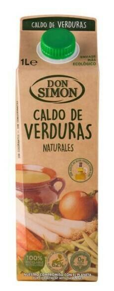 Caldo DON SIMON Verduras 1L