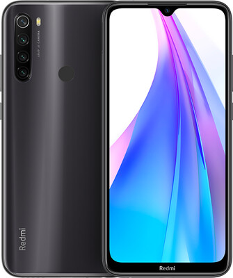 Смартфон Xiaomi Redmi Note 8T 3/32Gb серый