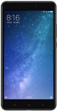 Смартфон Xiaomi MI Max 2 4/64Gb черный