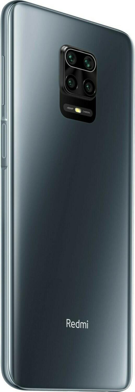 Смартфон Xiaomi Redmi Note 9 3/64Gb черный
