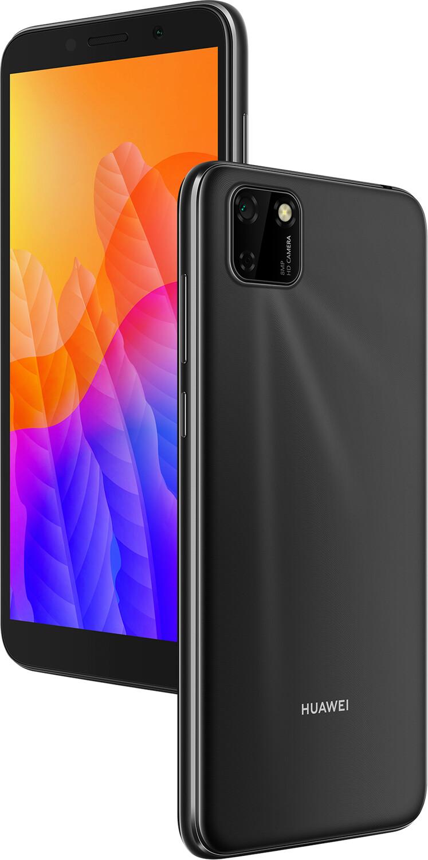 Смартфон Huawei Y5P 2/32Gb черный