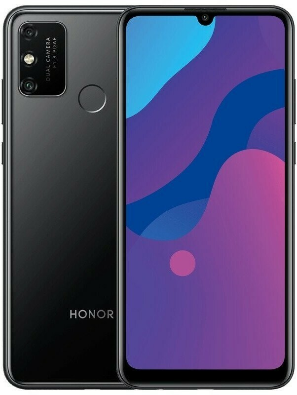 Смартфон Huawei Honor 9A 3/64Gb черный