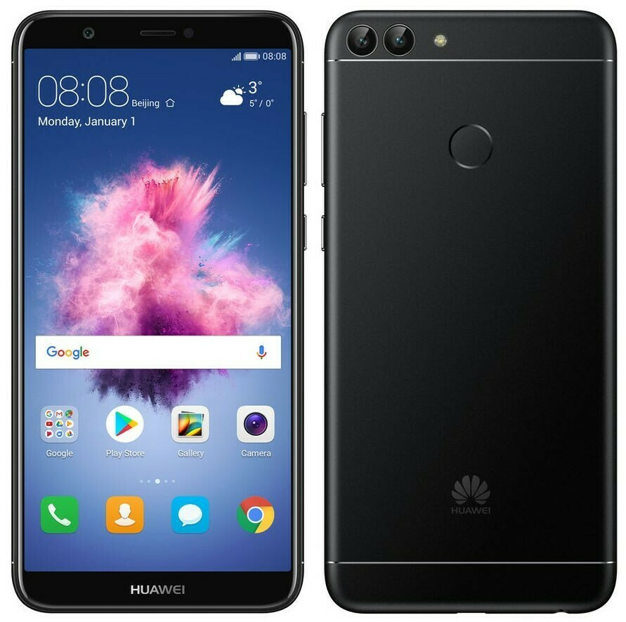 Смартфон Huawei P Smart 2018 3/32Gb черный