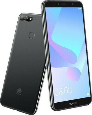 Смартфон Huawei Y6 Prime 2018 2/16Gb черный