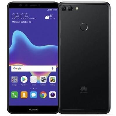 Смартфон Huawei Y9 2018 3/32Gb черный