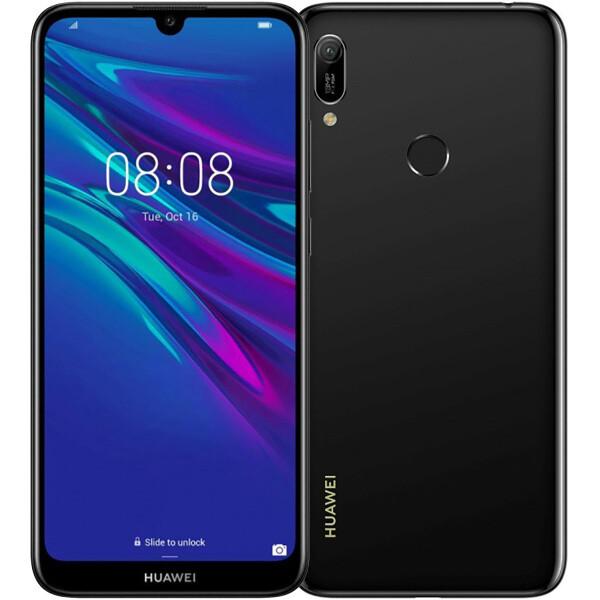 Смартфон Huawei Y6 2019 2/32Gb черный