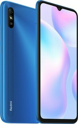 Смартфон Xiaomi Redmi 9A 2/32Gb синий