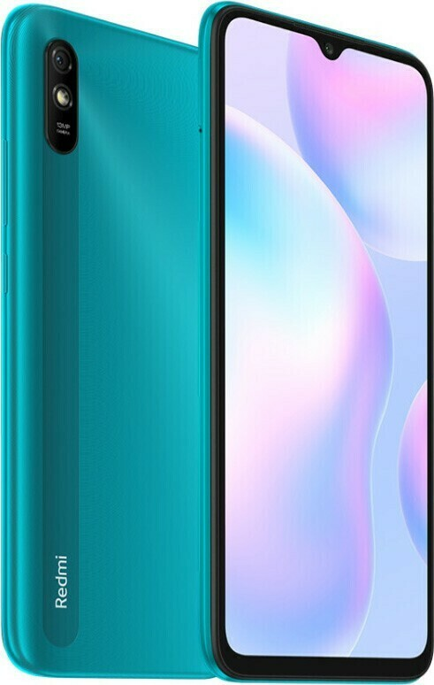 Смартфон Xiaomi Redmi 9A 2/32Gb зеленый