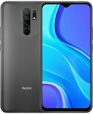 Смартфон Xiaomi Redmi 9 4/64Gb серый