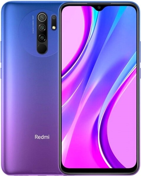 Смартфон Xiaomi Redmi 9 4/64Gb фиолетовый