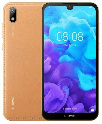 Смартфон Huawei Y5 2019 2/32Gb коричневый