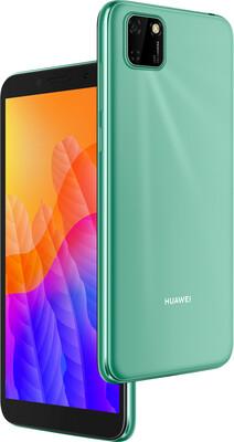 Смартфон Huawei Y5P 2/32Gb зеленый