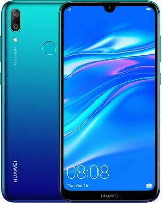 Смартфон Huawei Y7 2019 3/32Gb синий