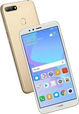 Смартфон Huawei Y6 Prime 2018 2/16Gb белый