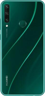 Смартфон Huawei Y6P 3/64Gb зеленый