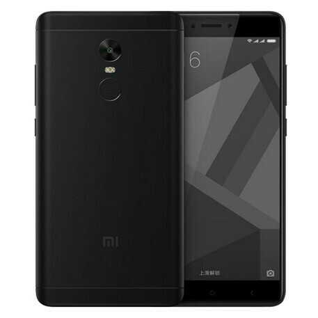 Смартфон Xiaomi Redmi Note 4X 4/64Gb черный