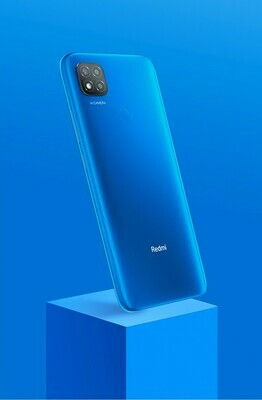Смартфон Xiaomi Redmi 9C 3/64Gb синий