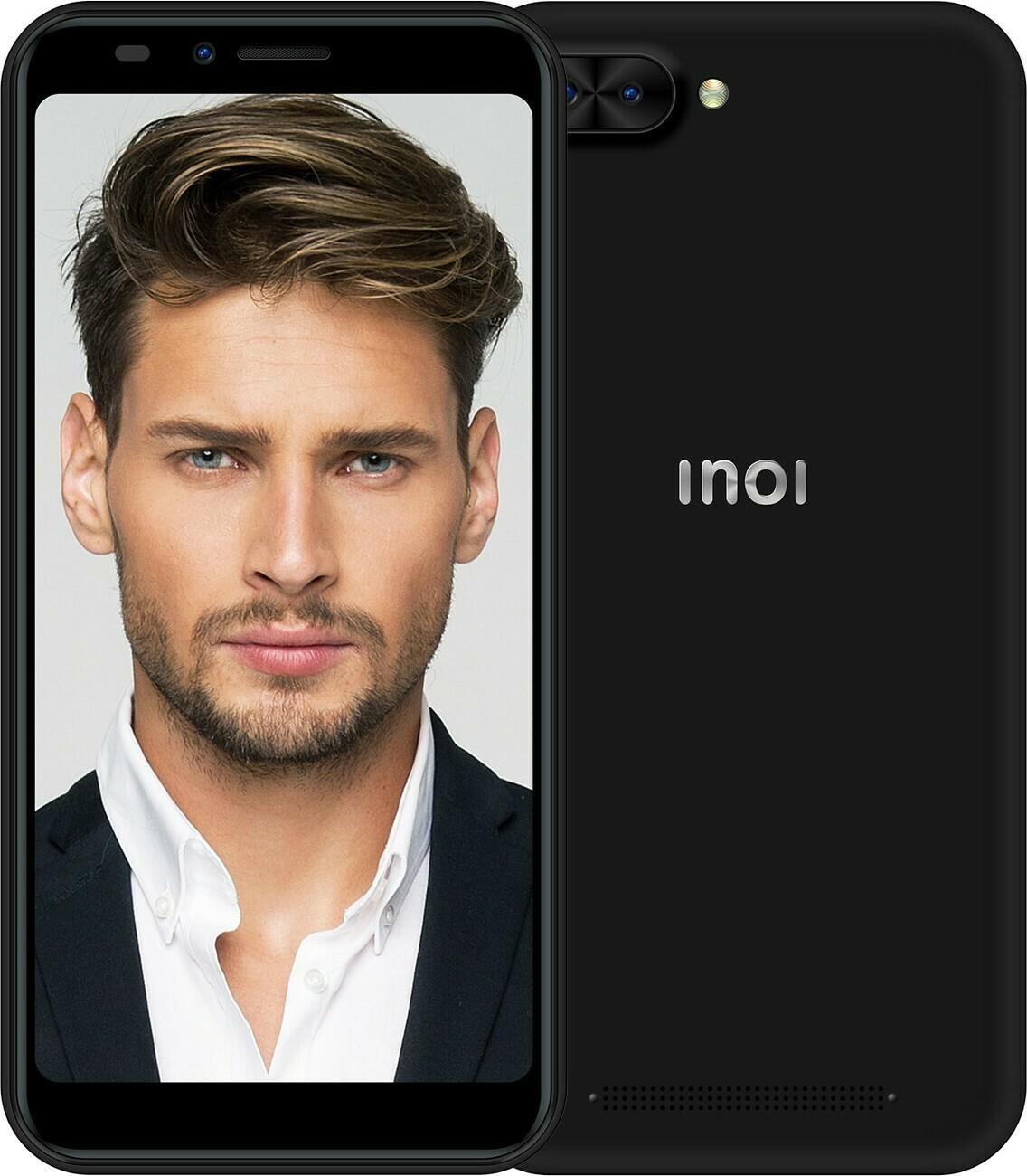 Смартфон INOI 5i 1/8Gb черный