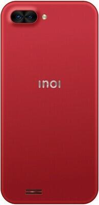 Смартфон INOI 5i Lite (2018) 1/8Gb красный