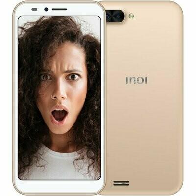 Смартфон INOI 5i Lite (2018) 1/8Gb золотой