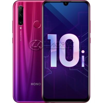 Смартфон Huawei Honor 10i 4/128Gb красный