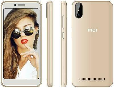 Смартфон INOI 3 Power 1/8Gb золотой