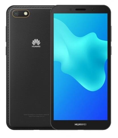 Смартфон Huawei Y5 Lite 2018 1/16Gb  черный