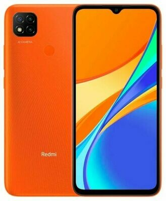 Смартфон Xiaomi Redmi 9C 2/32Gb оранжевый