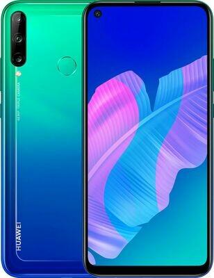 Смартфон Huawei P40 Lite E 4/64Gb голубая аврора