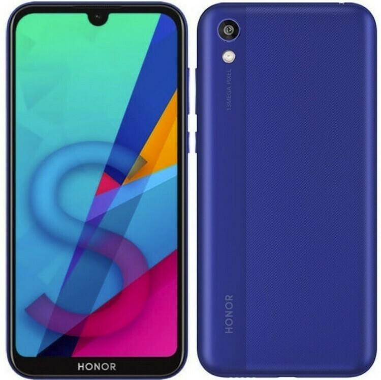Смартфон Huawei Honor 8S 2/32Gb синий