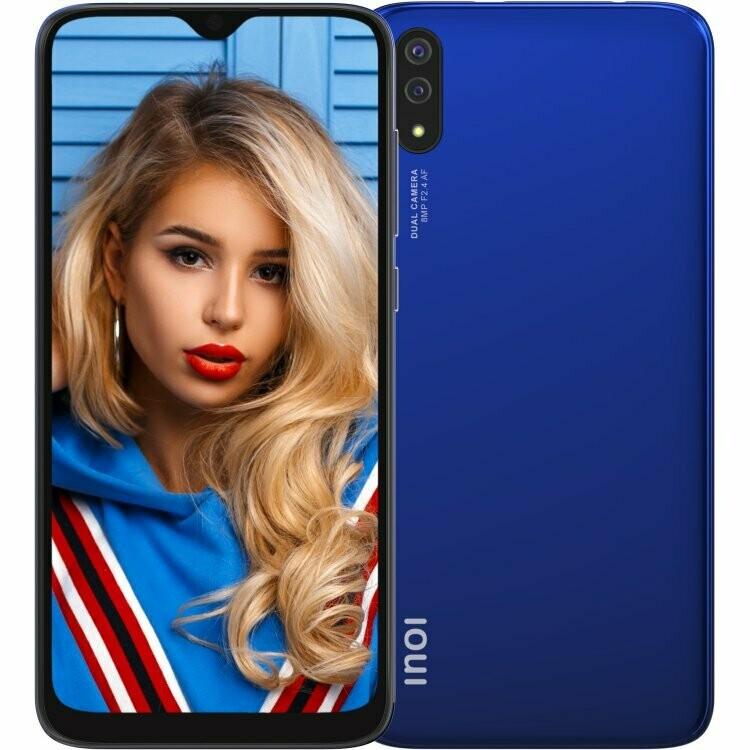 Смартфон INOI 7 2020 2/16Gb синий