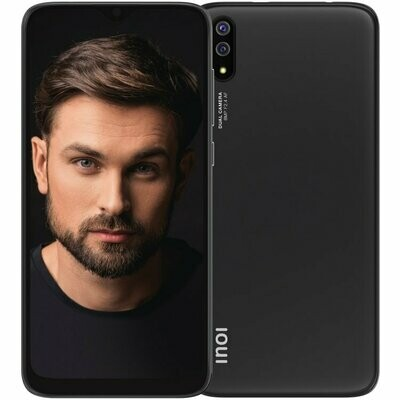 Смартфон INOI 7 2020 2/16Gb черный