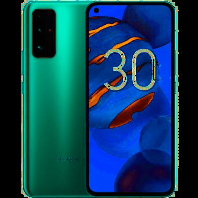 Смартфон Huawei Honor 30 8/128Gb изумрудно-зеленый