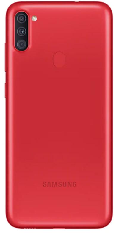Смартфон Samsung Galaxy A11 SM-A115F 2/32Gb красный