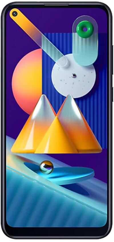 Смартфон Samsung Galaxy M11 3/32Gb черный