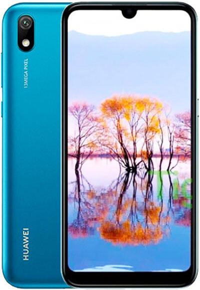 Смартфон Huawei Y5 2019 2/32Gb синий