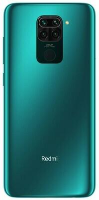 Смартфон Xiaomi Redmi Note 9 3/64Gb зеленый