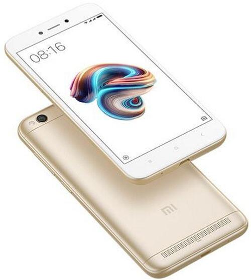 Смартфон Xiaomi Redmi 5A 3/32Gb белый