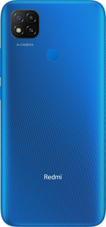 Смартфон Xiaomi Redmi 9C 3/64Gb синий