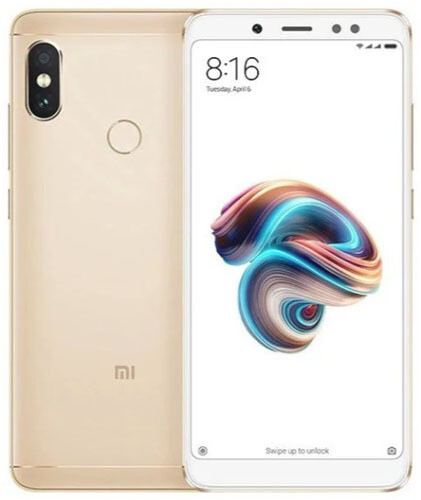 Смартфон Xiaomi Redmi Note 5 3/32Gb белый