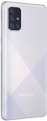 Смартфон Samsung Galaxy A71 6/128Gb белый